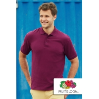 Koszulka Fruit of the Loom 65/35 Heavy Polo