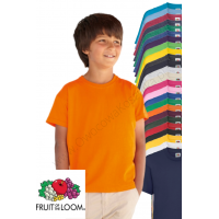 Fruit of the Loom Koszulka dziecięca Valueweight