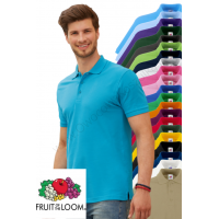 Męska Koszulka Fruit of the Loom Premium Polo